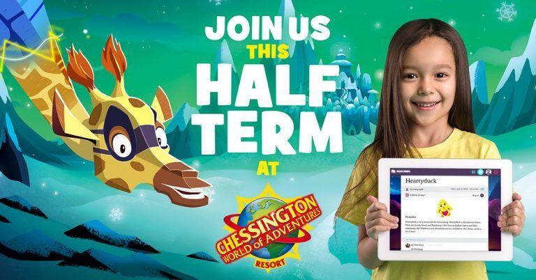 Chessington Half Term