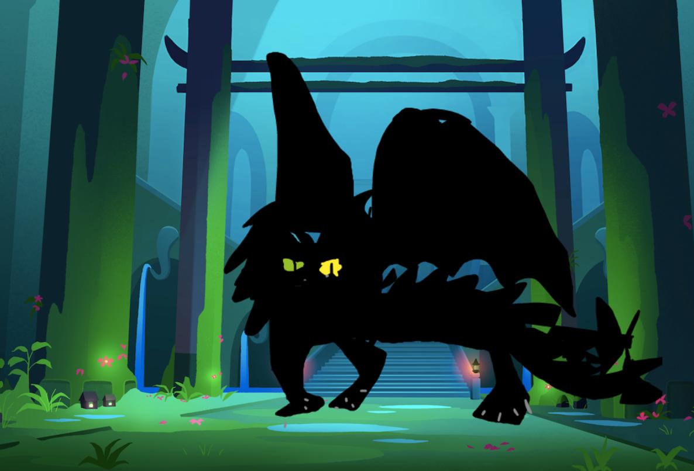 Half-Breed Fury of Shadows