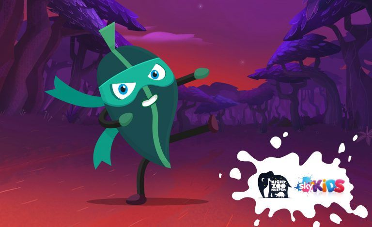 Ninja Leaf