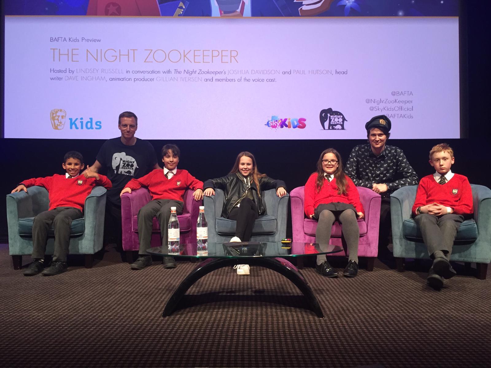 Sky Kids Panel