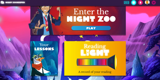 Using Reading Light